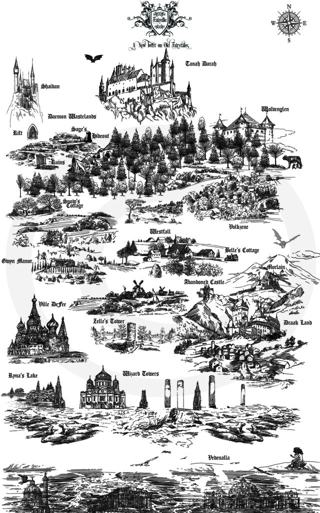 Farielle Map