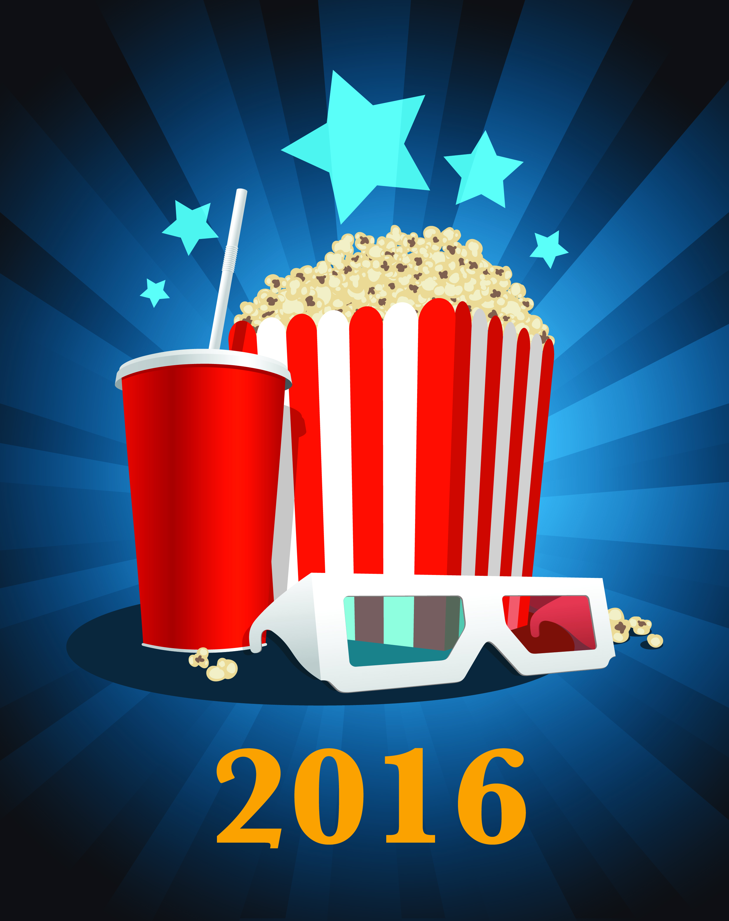 Top 20 Movie Must Sees In 2016 Popcorn On Pinterest Short Circuit 2 The Princess Bride And Movies Cinemaposter2016