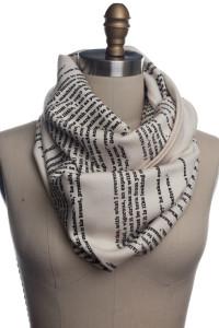 bookscarf